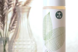 קרדמון - קצף סבון לעור עדין