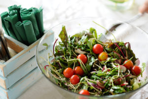 סלט בייבי והפתעות שחר סמיט תזונה טבעית