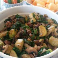 תבשיל קישואים ופטריות שחר סמיט
