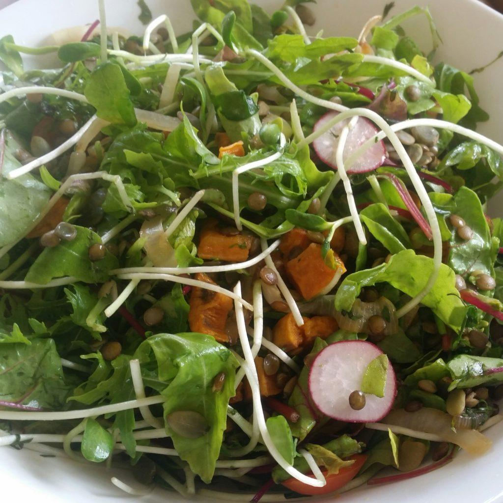 איך לגביר צריכה של ירקות שחר סמיט תזונה טבעית