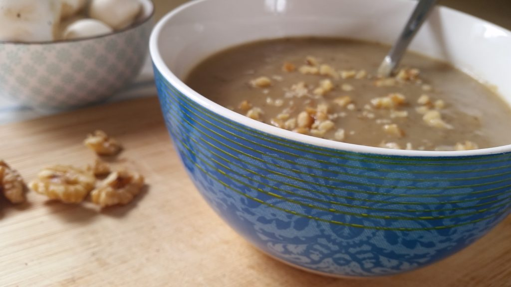 מרק ארטישוק ירושלמי שחר סמיט תזונה טבעית