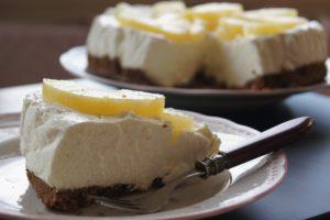 עוגת גבינה טבעונית שחר סמיט