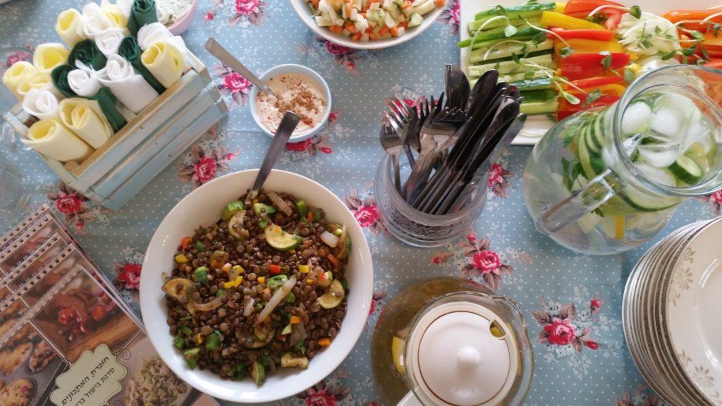 סדנאות בישול בריא שחר סמיט תזונה טבעית