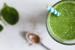 שייק ירוק תזונה טבעית שחר סמיט