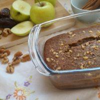 עוגת דבש טבעונית שחר סמיט תזונה טבעית