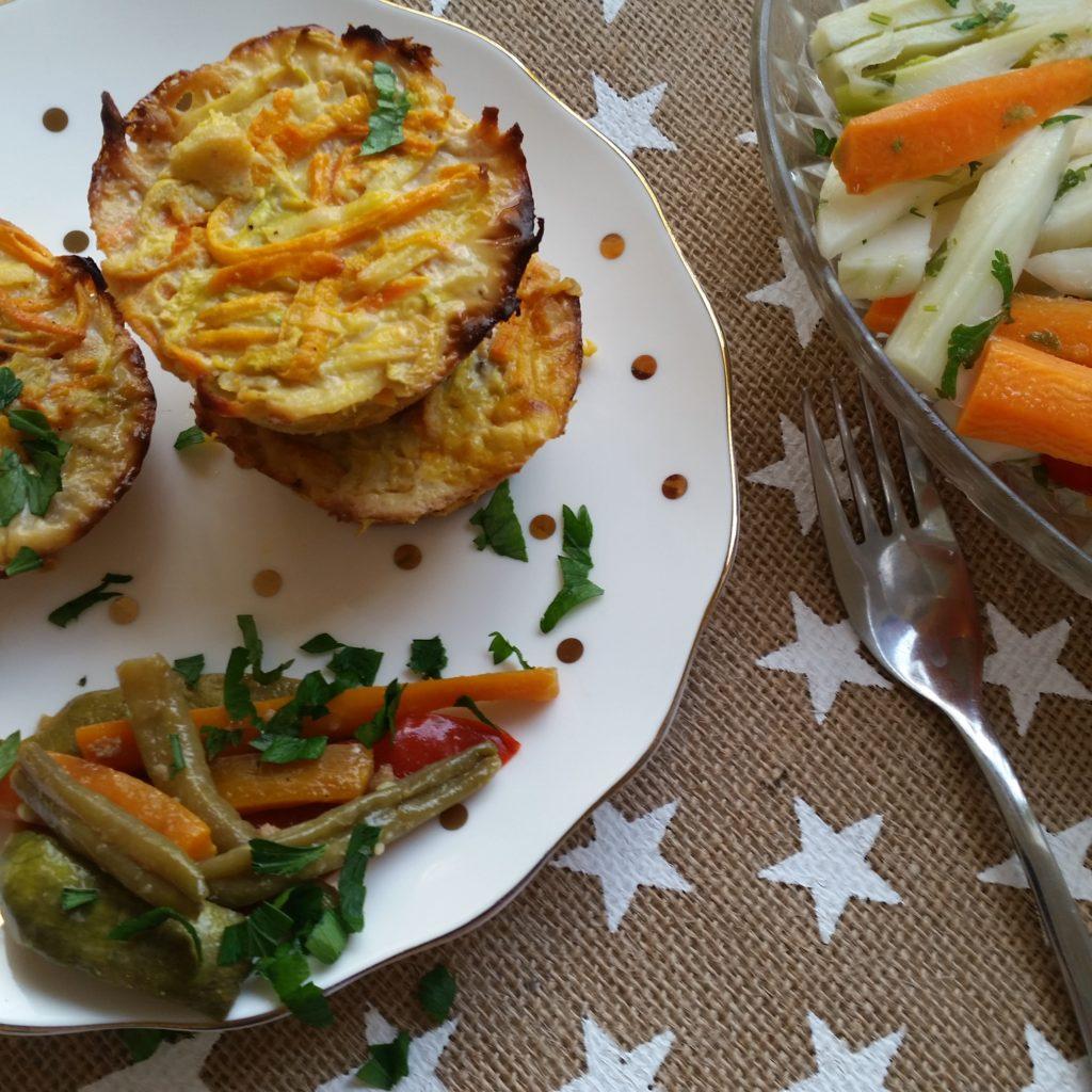 פשטידת ירקות ללא גלוטן שחר סמיט תזונה טבעית