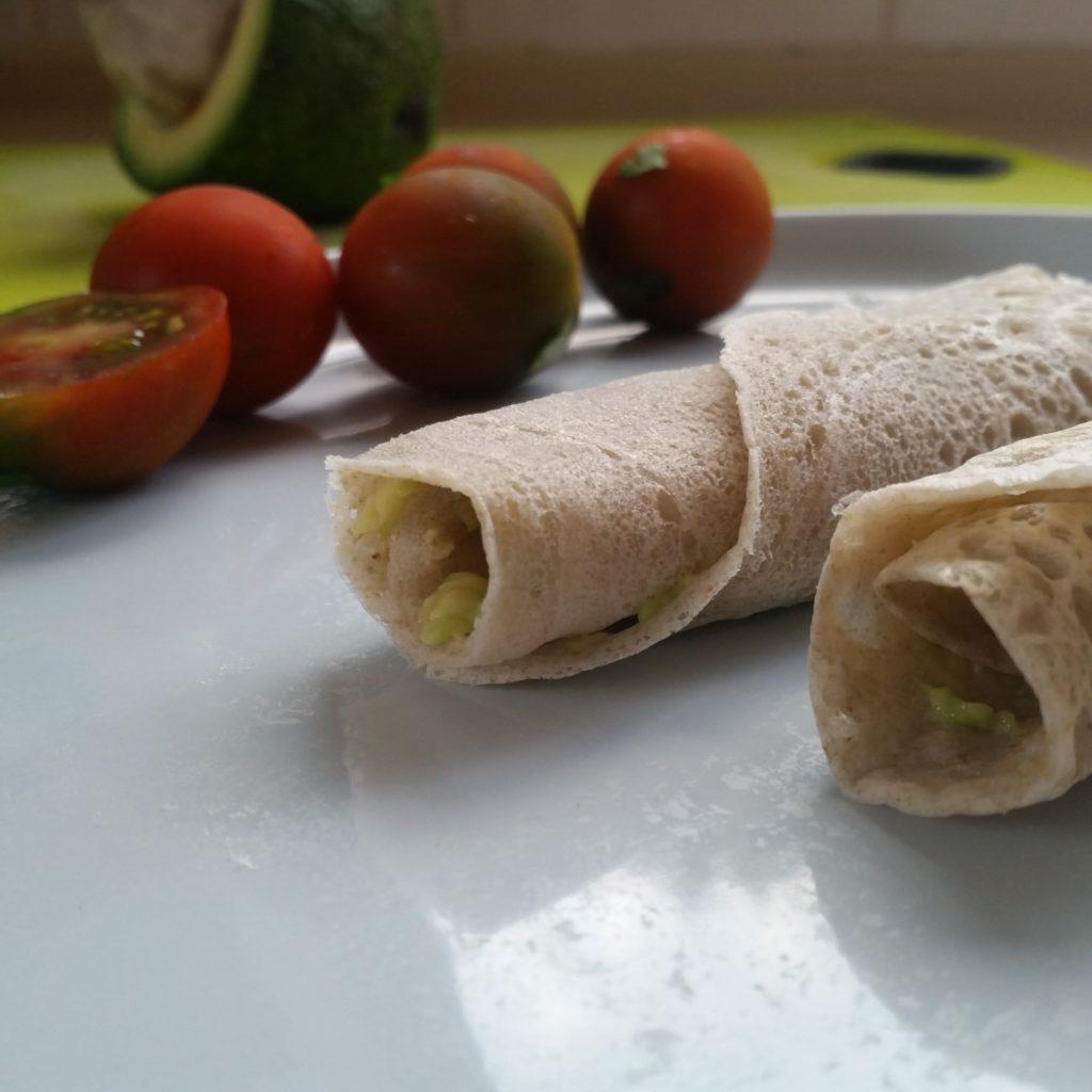 טורטיות כוסמת ירוקה שחר סמיט תזונה טבעית