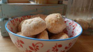 עוגיות טחינה ללא גלוטן שחר סמיט תזונה טבעית
