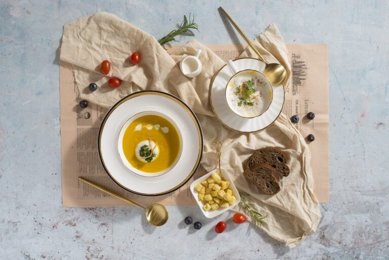 מרקים בריאים לירידה במשקל שחר תזונה בריאה