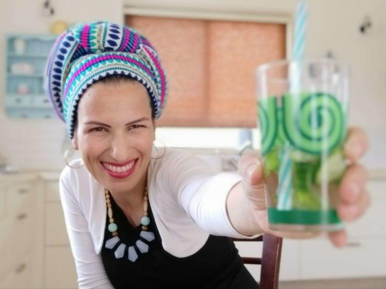 מים לבריאות שחר סמיט תזונה בריאה