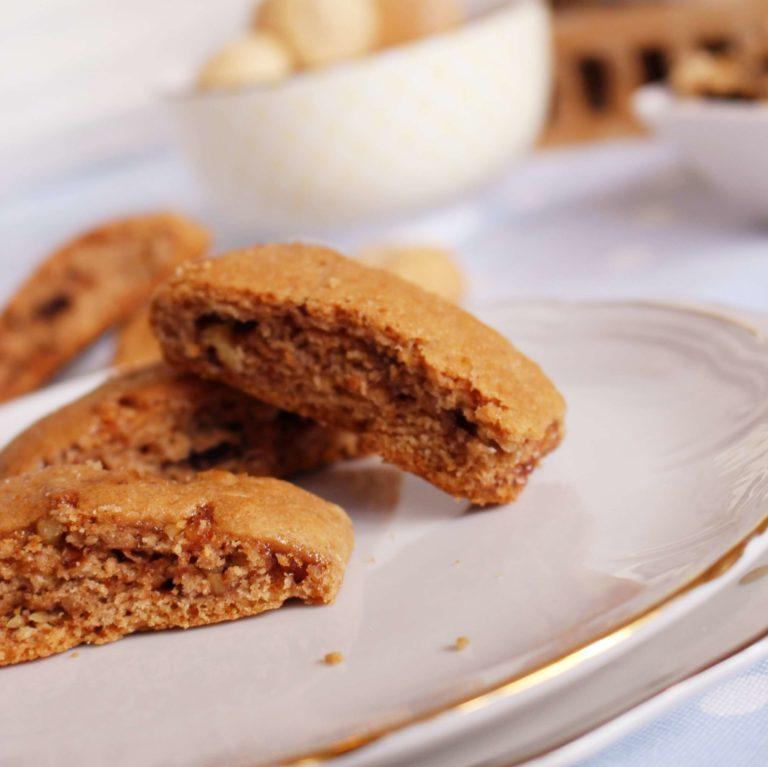 עוגיות תמרים בריאות שחר סמיט תזונה בריאה