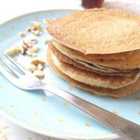 פנקייקים בריאים שחר סמיט תזונה בריאה הרזייה בריאה