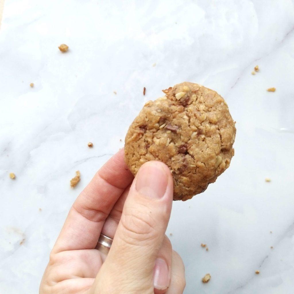 עוגיות שוקולד ציפס בריאות שחר סמיט תזונה בריאה