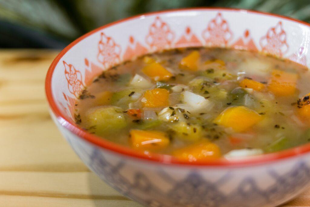 מרק ירקות שחר סמיט תזונה בריאה הרזיה בריאה