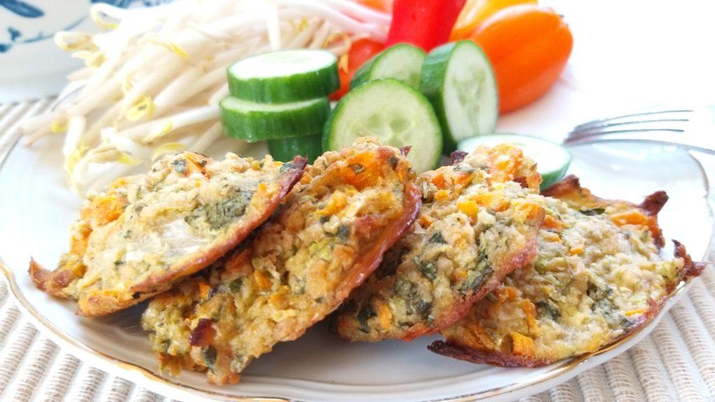 לביבות ירק בריאות שחר תזונה בריאה