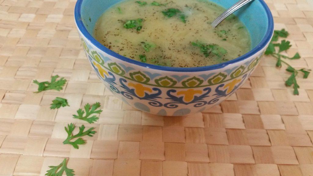 מרק ברוקולי בריא שחר תזונה בריאה הרזיה בריאה