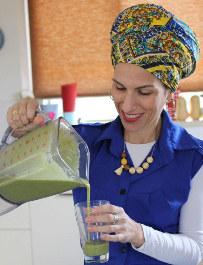 שייק ירוק שחר סמיט תזונה בריאה