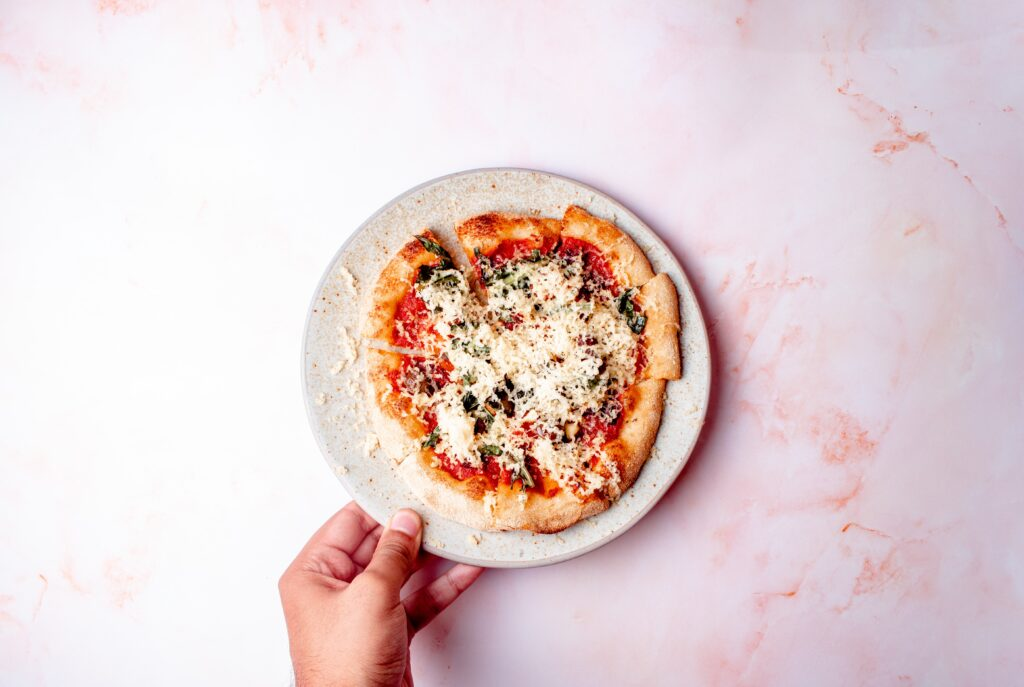איך לאכול פיצה ולרדת במשקל