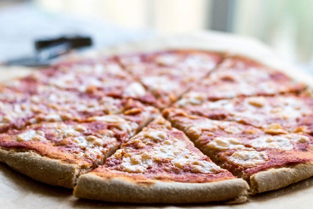 פיצה בריאה ומהירה שחר תזונה בריאה