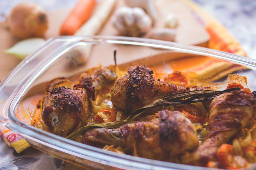 עוף וירקות אפויים שחר סמיט תזונה בריאה