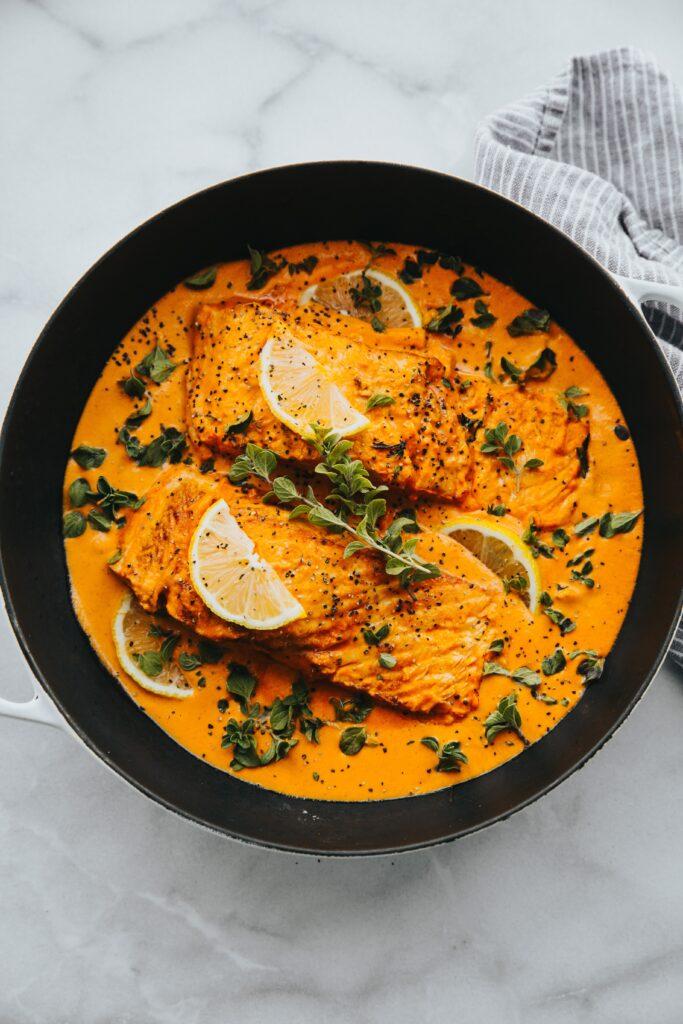קארי דגים שחר תזונה בריאה