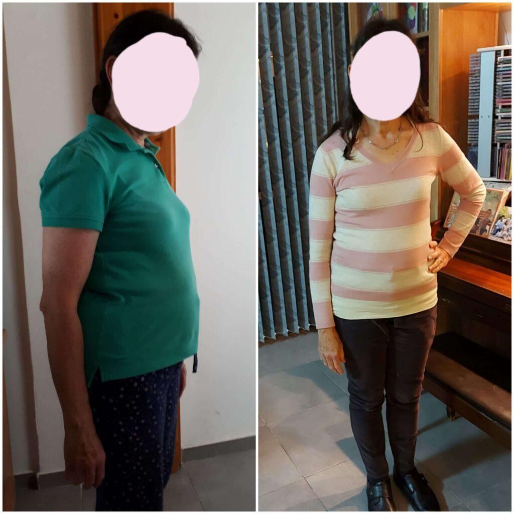 איך לרדת במשקל בצורה בריאה