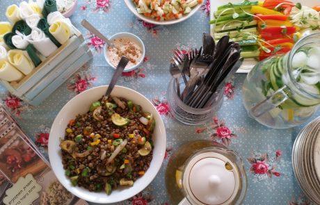 לבשל. לאכול. לאהוב – סדנת בישול בריא