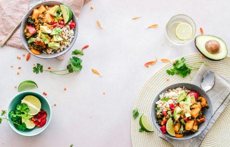 תזונה בריאה בזמן קורונה