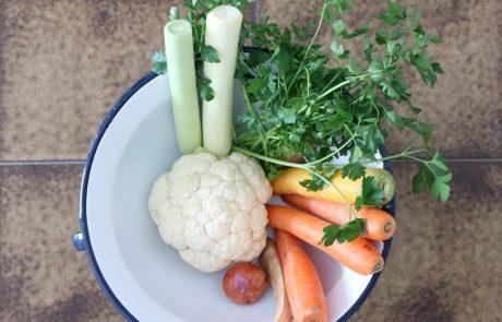 מרקים בריאים לירידה במשקל