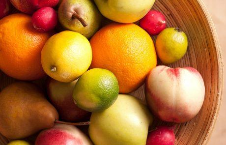 פירות טריים לחיים בריאים