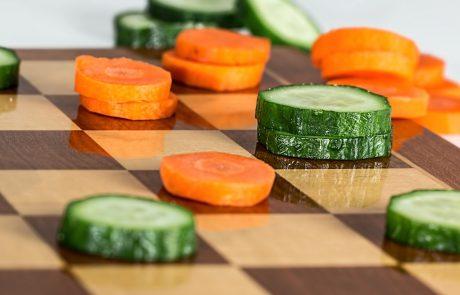 מזון למחשבה – תזונה לבריאות המח