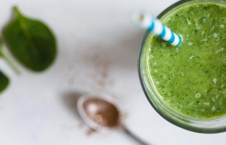 שייק ירוק – כל הטוב במשקה אחד
